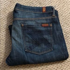 7 For All Mankind - Flynt jeans size 29
